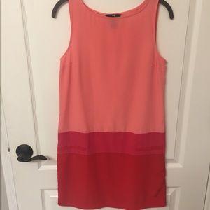 H&M Colorblock Dress